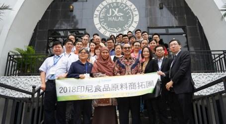 Kantor Perwakilan LPPOM MUI Taiwan Kunjungi Global Halal Centre Bogor