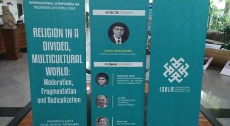 """""""International Symposium On Religious Life"""" di Yogyakarta"""