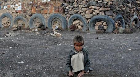 PBB: Hampir 85.000 Anak di Yaman Mati Kelaparan