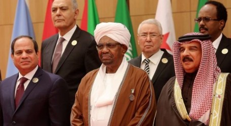 Bashir Mundur dari Kepemimpinan Partai Berkuasa Sudan