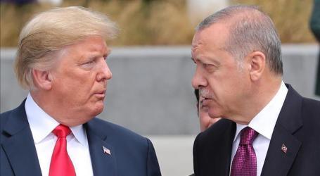 Turki, AS Akan Lanjutkan Bahas 'Zona Aman' di Suriah