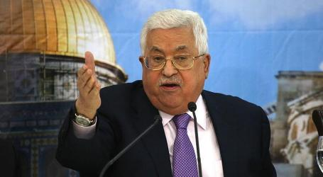 Presiden Abbas Luncurkan Yerusalem Ibu Kota Kebudayaan Islam