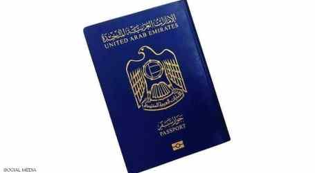 Paspor Uni Emirat Arab Masuk Peringkat Pertama Terkuat di Dunia