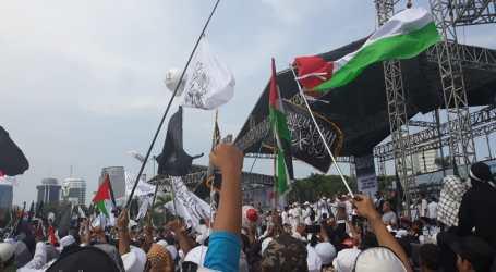 Hadir di Reuni 212, Tokoh Palestina Ini Yakin Al-Aqsa Segera Bebas