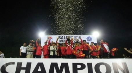 Menpora: Bara FC Juara, Ajang Ini Tepat Untuk Pembinaan Usia Dini