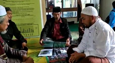Ponpes Tahfidz Al-Qur'an Al-Fatah Cabang Bener Meriah Terima Tanah Wakaf