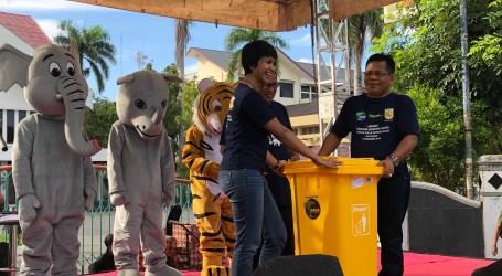 HAkA ajak Masyarakat Jaga KEL di Car Free Day Banda Aceh