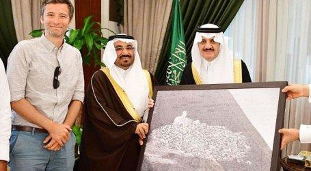 Gubernur Saud Sambut Tim Arkeologi Internasional