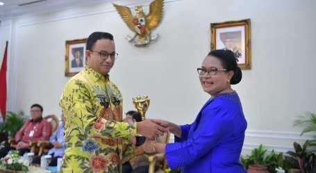 Pemprov DKI Jakarta Raih  Anugerah Parahita Ekapraya 2018