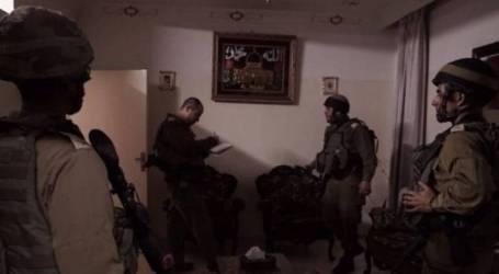 Israel Tangkap Delapan Warga Palestina di Nablus