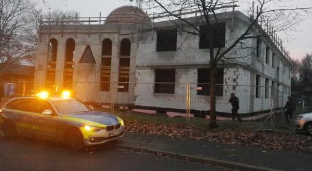 Masjid Sedang Dibangun di Jerman Dirusak, Digambari Simbol Yahudi