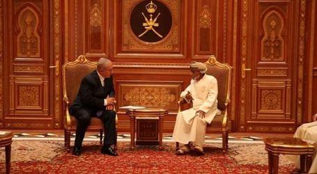 Netanyahu :  Oman Izinkan Pesawat Israel Lalui Wilayah Udaranya