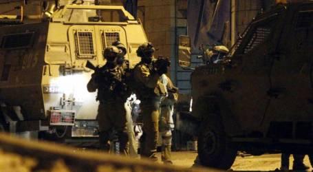 Pasukan Israel Tangkap Lima Warga Palestina di Tepi Barat