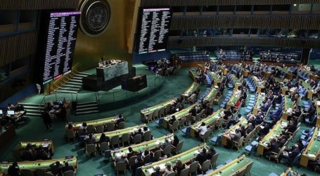 Palestina Puji Penolakan PBB Terhadap Resolusi Anti-Hamas
