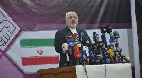 Menlu. Iran:  Ganti Perang dengan Dialog untuk Perkuat Kawasan