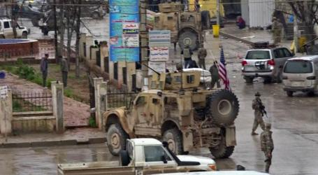 Empat Tentara AS Tewas Akibat Bom Bunuh Diri ISIS Suriah
