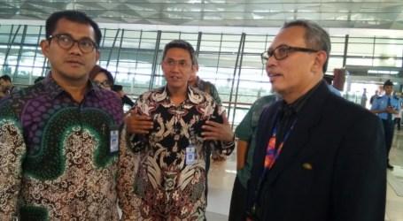 Kemenag dan Angkasa Pura Bahas Pengawasan Jamaah Umrah di Bandara