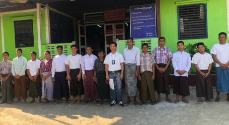 Kemlu RI Pulangkan 14 ABK Kapal Bintang Jasa dari Myanmar