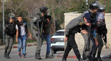 Israel Tangkap 6.489 Warga Palestina Selama 2018