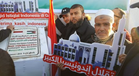 Masjid Istiqlal Indonesia Akan Ada di Gaza