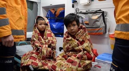 Loper Koran Selamatkan Keluarga Afghanistan dari Kebakaran