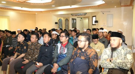 KJRI Jeddah Sambut Mahasiswa Baru Universitas Islam Madinah Asal Indonesia