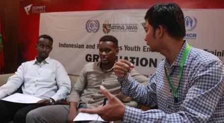 Pelatihan Wirausaha untuk Pemuda dan Pengungsi Muda Asing