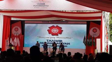 Sidang Tanwir Muhammadiyah Lahirkan Risalah Pencerahan