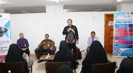 Pekerja Migran Indonesia Jadi Petugas Kebersihan Masjidil Haram dan Masjid Nabawi