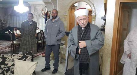 Israel Tangkap Kepala Dewan Wakaf Islam di Kota A-Quds