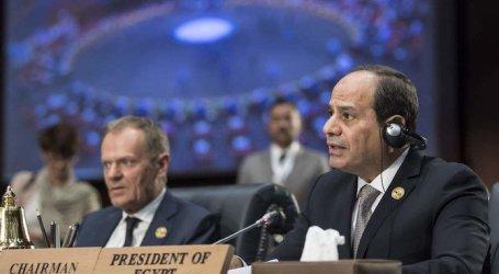 Pemimpin Arab-Eropa Bersepakat Luncurkan Era Baru Kerja Sama dan Koordinasi