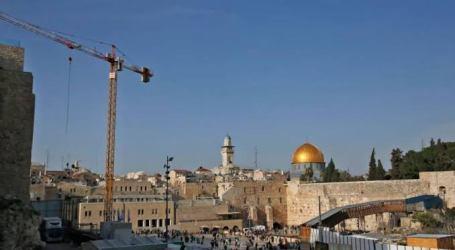 Israel Wujudkan Proyek Jutaan Shekel di Yerusalem