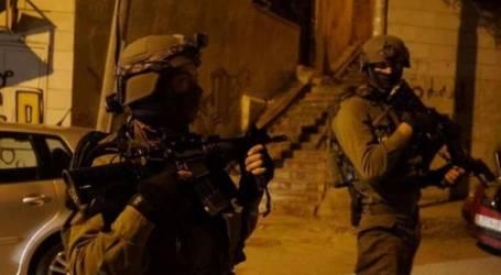 Israel Kembali Lakukan Operasi Penangkapan di Tepi Barat