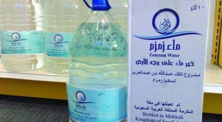Saudi Ingatkan Adanya Air Zamzam Tercemar, Palsu