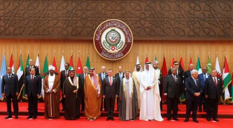 KTT Liga Arab Bahas Suriah dan Palestina