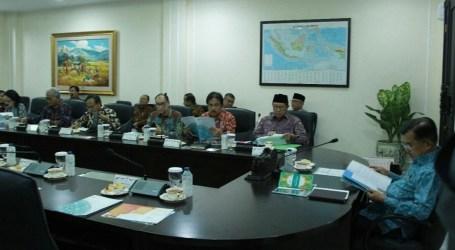 Wapres, Menag, Menkeu Bahas Universitas Islam Internasional Indonesia