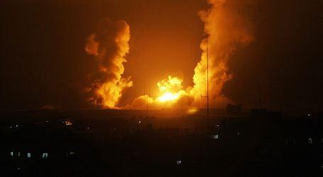Balon Hamas Bawa Alat Peledak Ke Perbatasan Israel