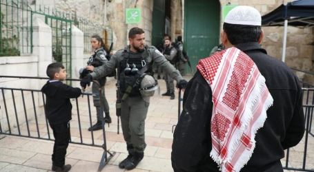 Pengadilan Israel Tutup Area Bab Al-Rahma Selama 60 hari