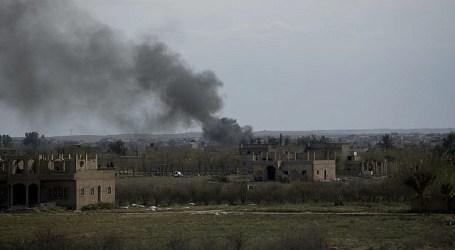 SDF Umumkan Rebut Benteng Terakhir ISIS di Suriah
