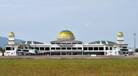 Pengguna Bandara Sultan Iskandar Muda Alami Penurunan