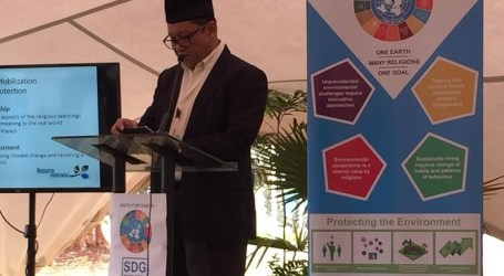 Faith for Forest: Kolaborasi Umat Beragama untuk Perlindungan Hutan (Oleh: Dr. Ir. H. Hayu S. Prabowo)
