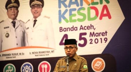 Menkes: Harapan Hidup di Aceh Masih Memperihatinkan