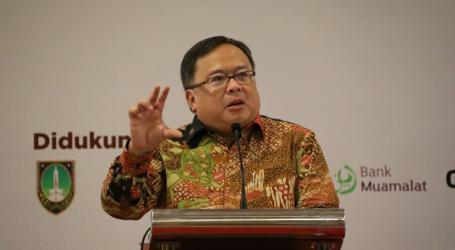 Menteri Bambang: Strategi Pengelolaan Zakat Dukung Industri Halal