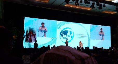 Wapres RI Buka Dialog Tingkat Tinggi Indo-Pasifik