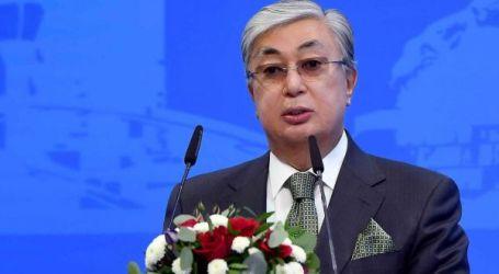 """Presiden Baru Kazakhstan Usulkan Nama Ibu Kota Astana Diganti Jadi """"Nursultan"""""""