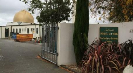 Teroris Penyerang Masjid Selandia Baru Didakwa dengan Dakwaan Terorisme