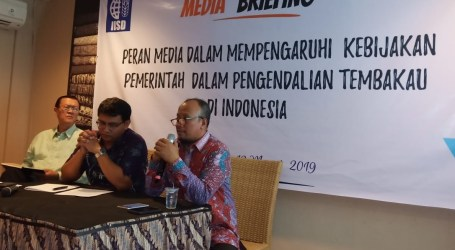 YLKI: Capres Diminta Punya Komitmen Kuat Soal Pengendalian Tembakau