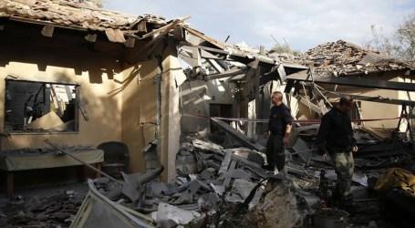 Sebuah Roket Mendarat di Sharon, Tujuh Pemukim Israel Terluka
