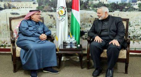 Qatar Beri Bantuan Gaza Rp1,4 juta Per Keluarga