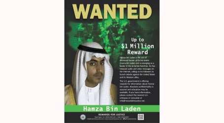 AS Tawarkan Rp14 M Untuk Informasi Putra Osama bin Laden